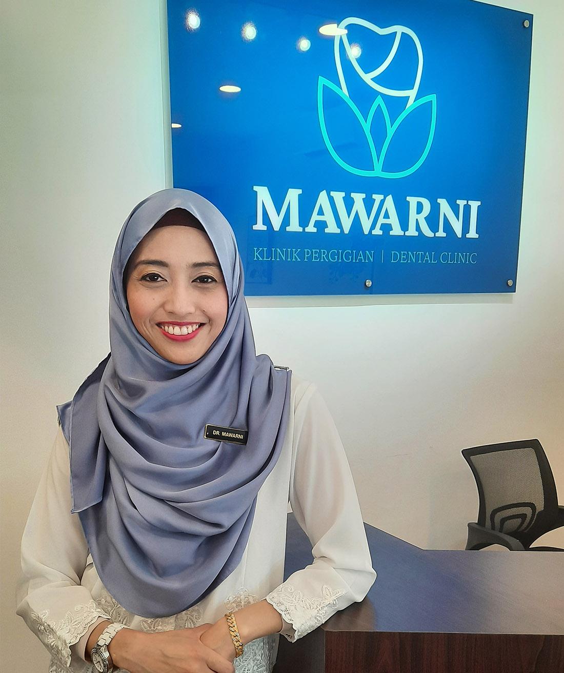 Dr Mawarni