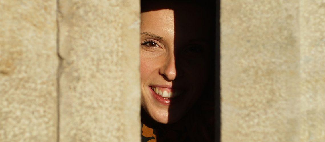 smile, smiling, woman
